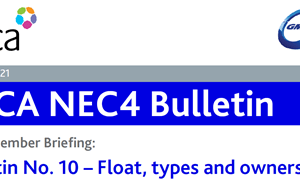 NEC4 CECA Bulletin No 10: Float Types and Ownership
